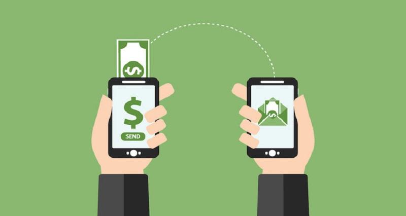 Enviando dinheiro de forma online