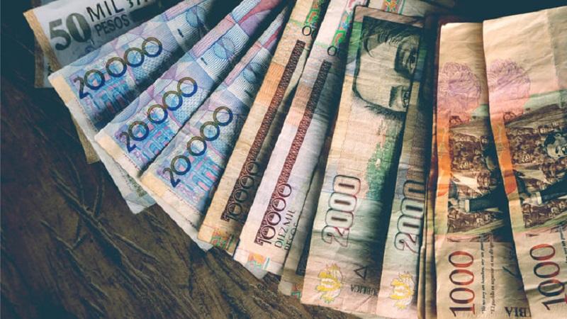 Peso colombiano - Cartagena