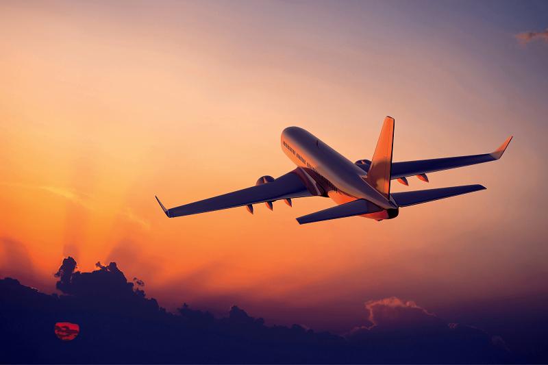 Avião na Colômbia