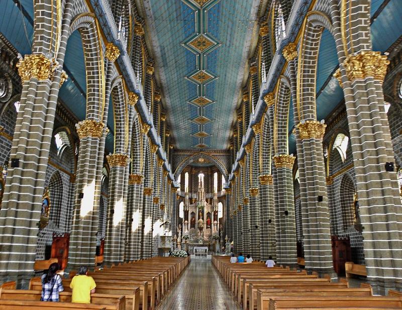 Passeios religiosos na Colômbia