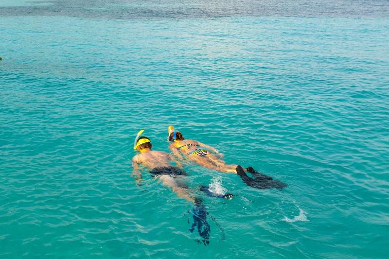 Mergulho em Cayo Cangrejo em San Andrés