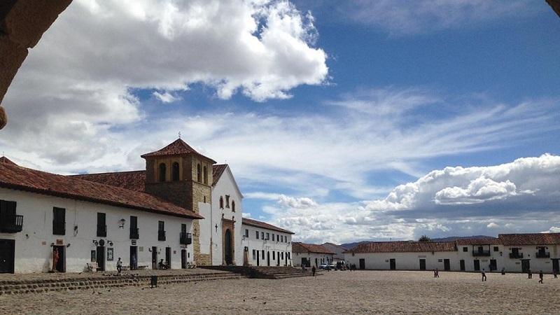 Cidades coloniais na Colômbia