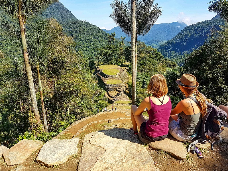 Lugares mais bonitos da Colômbia