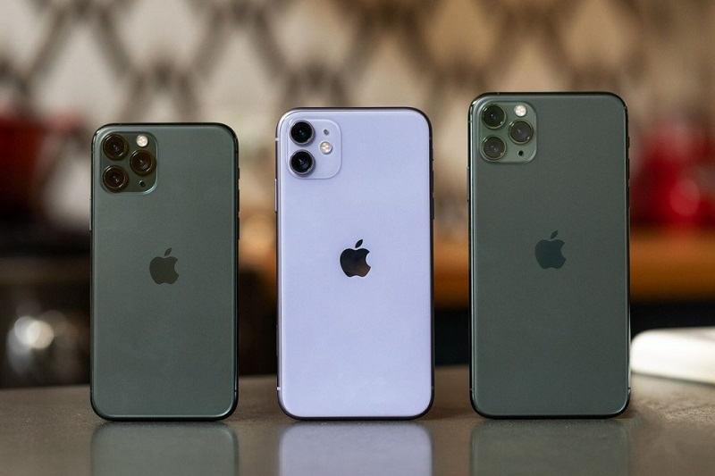 iPhone 11, 11 Pro e 11 Pro Max