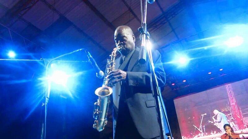 Jazz no Parque em Bogotá
