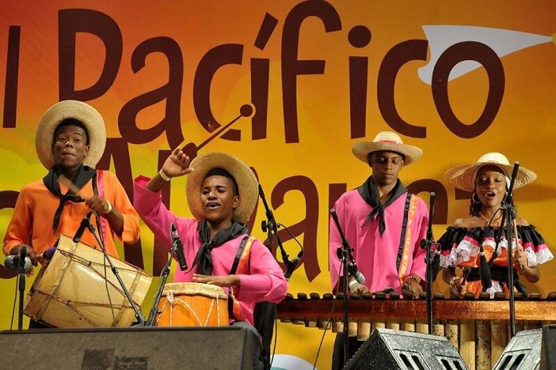 Festival do Pacífico Petronio Álvarez em Cali