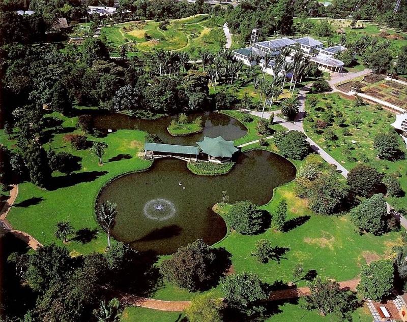 Jardim Botânico de Bogotá
