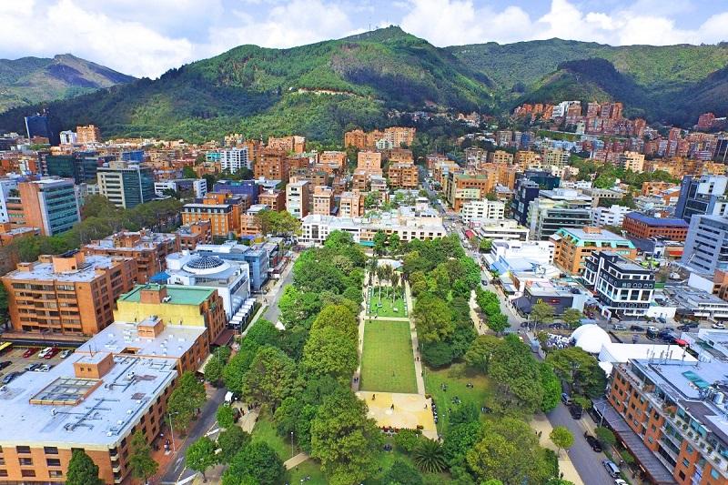 Park 93 em Bogotá