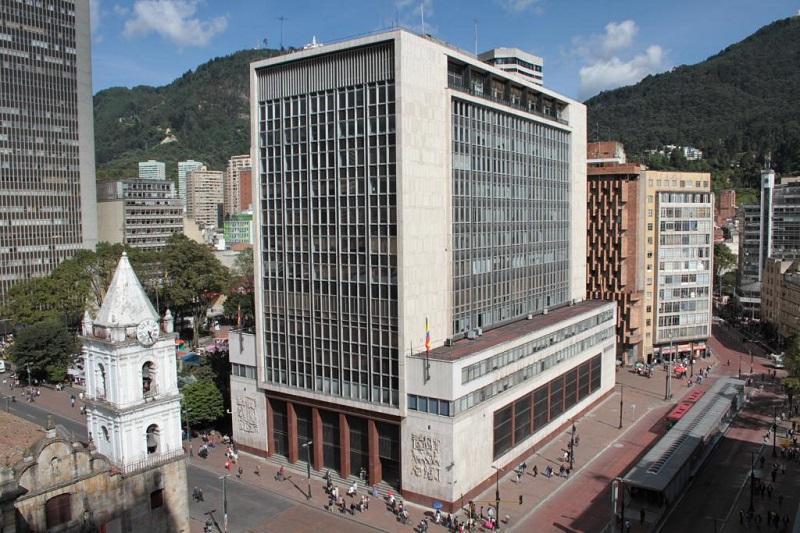 Banco de la República em Bogotá