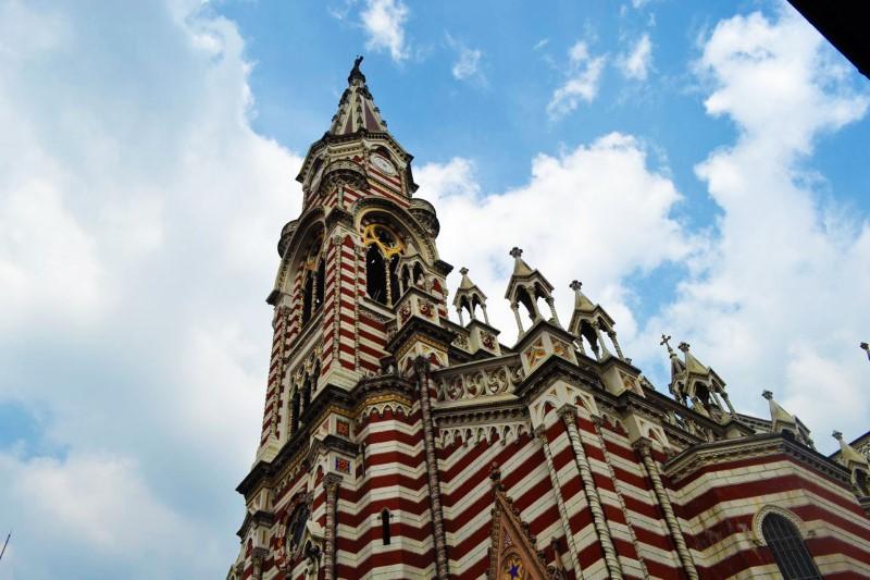 Igreja Nossa Senhora do Carmo em Bogotá