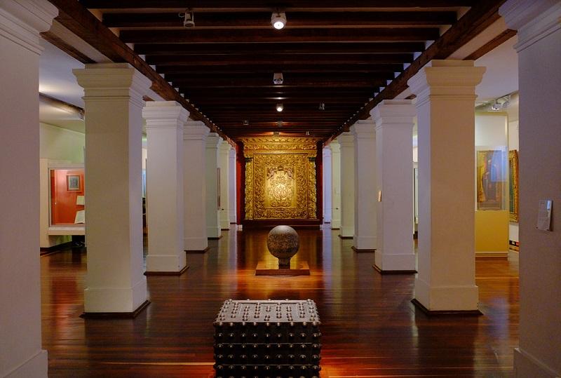 Museu Nacional da Colômbia em Bogotá
