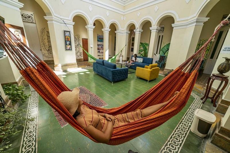 Melhores hostels em Cartagena