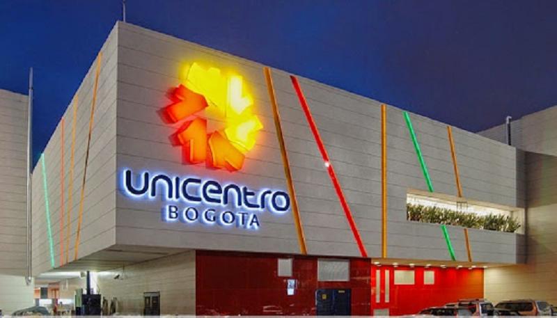 Shopping Unicentro Bogotá