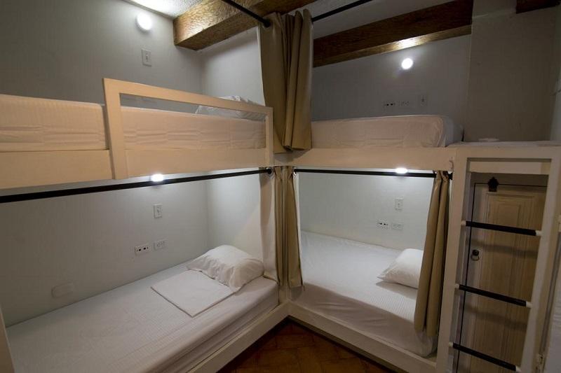 Quarto do Life is Good Cartagena Hostel