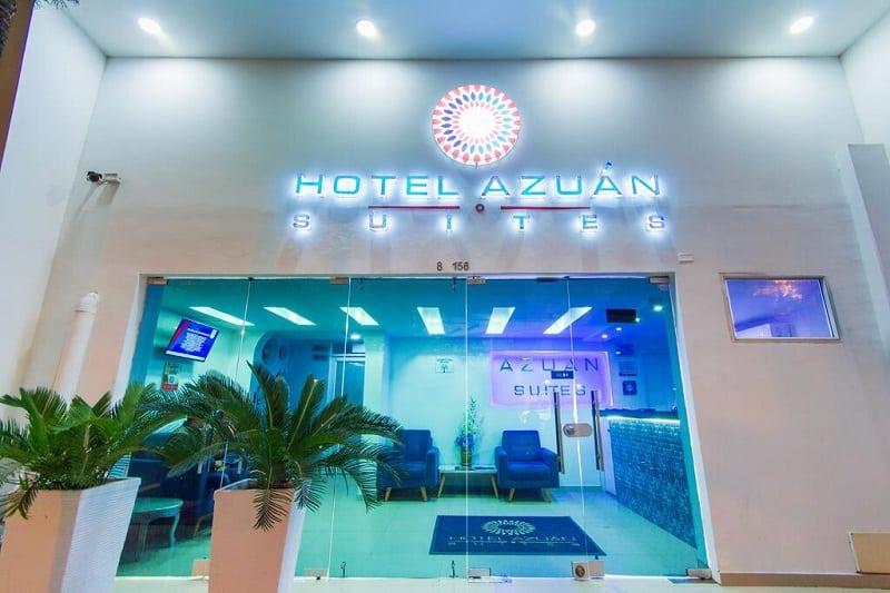 Hotel Azuán Suites em Cartagena