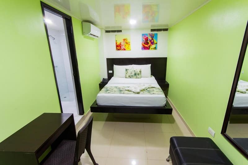 Hotel Marina Suites Cartagena