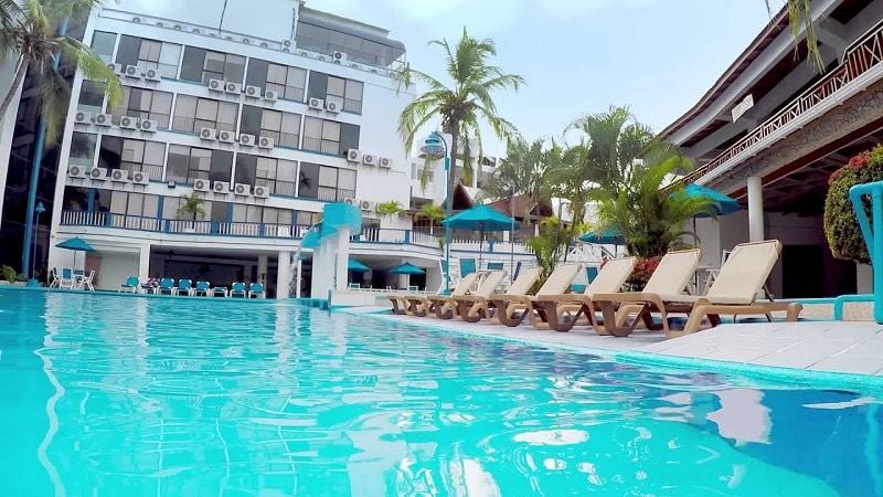 Hotel Sol Caribe Sea Flower em San Andrés