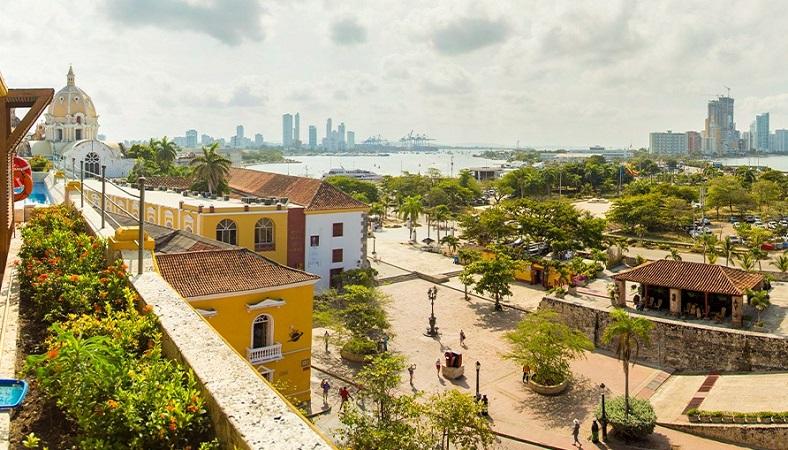 Meses de alta e baixa temporada em Cartagena