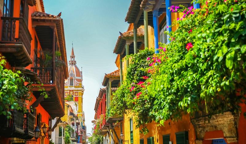 Colorido de Bogotá