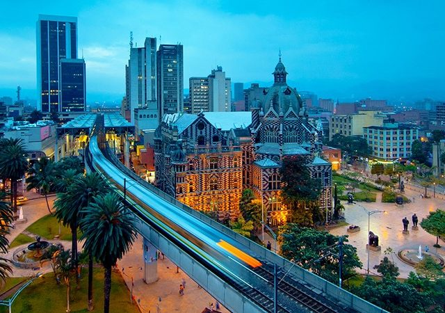 Meses de alta e baixa temporada em Medellín