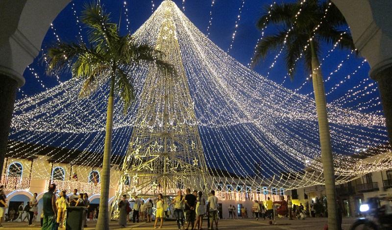 Natal em Cartagena