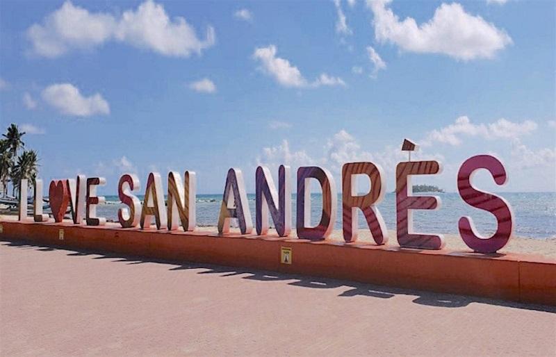 Placa de San Andrés
