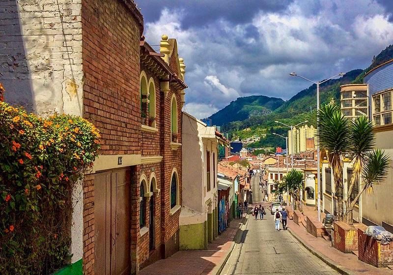 Ruela de Bogotá