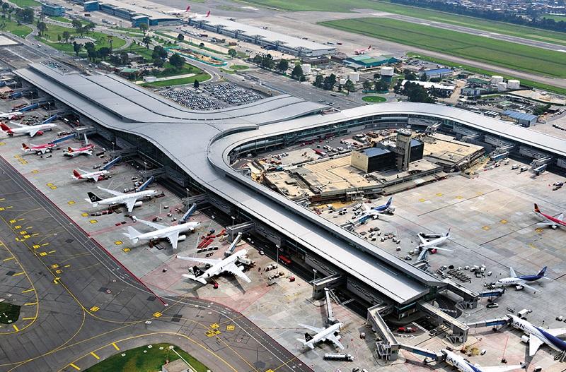 El Dorado International Airport - Colômbia