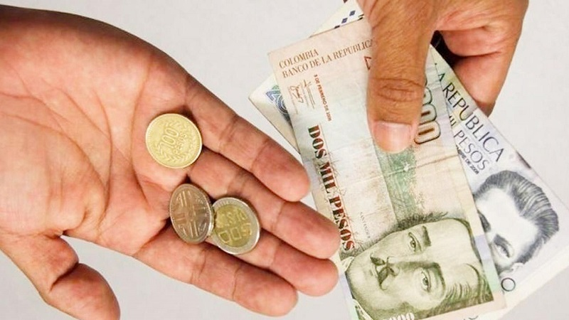 Onde comprar pesos colombianos na Colômbia