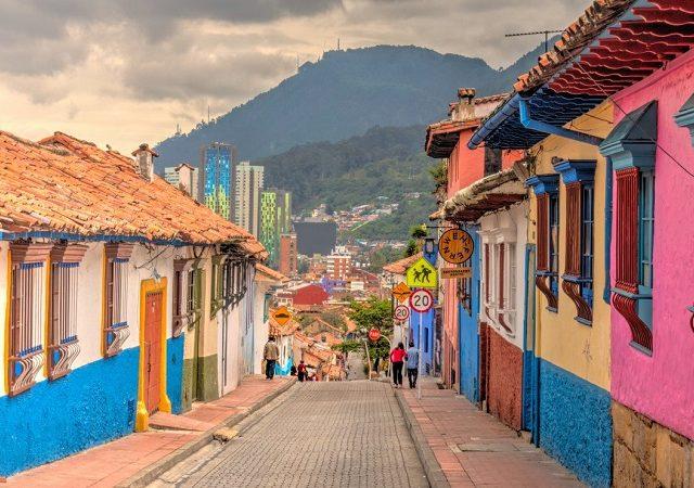 As melhores fotos para tirar em Bogotá