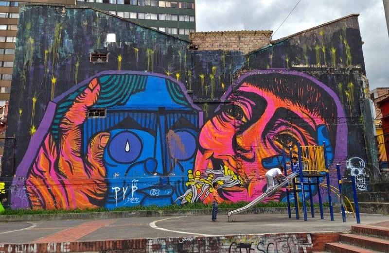 Bogotá Grafitti Tour