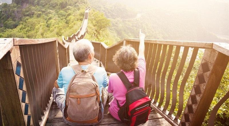 Melhor idade em viagem