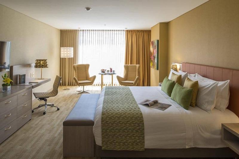 Quarto de hotel em Bogotá