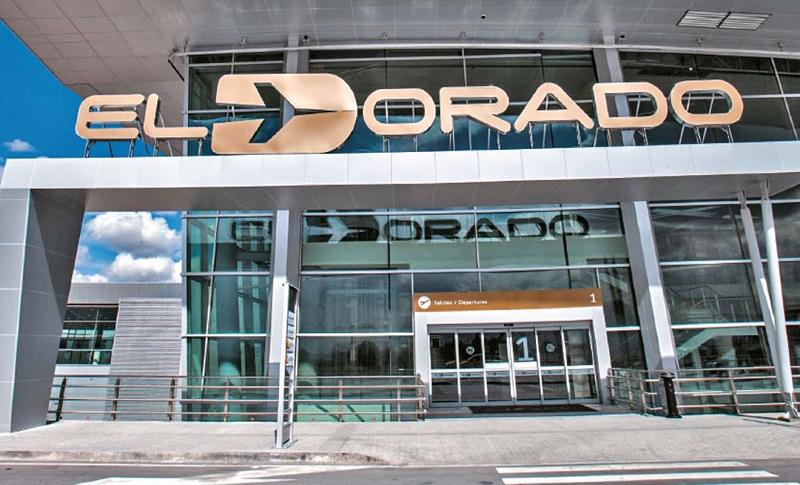 Aeroporto El Dorado - Bogotá