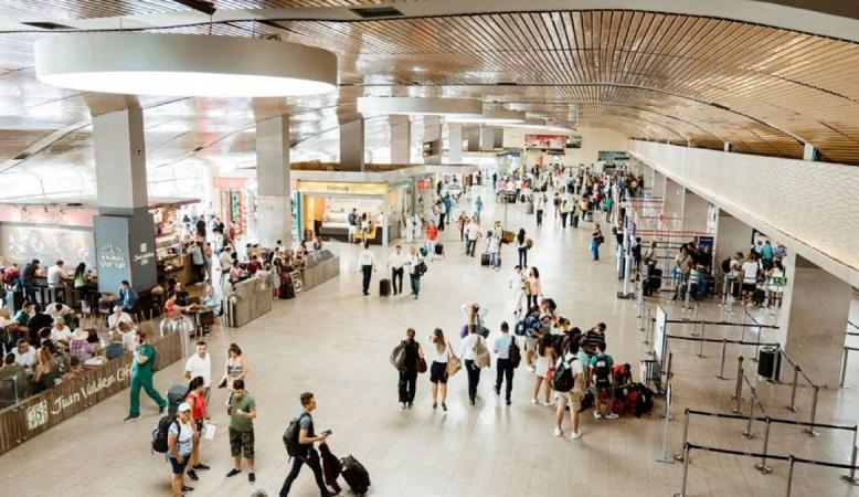 Transfer do aeroporto de Cartagena ao centro turístico
