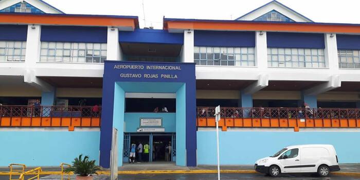 Aeroporto de San Andrés