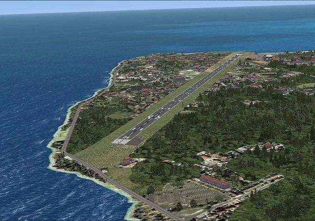 Transfer do aeroporto de San Andrés ao centro turístico